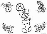 Candy Cane Coloring Pages Printable Cool2bkids sketch template