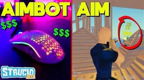 mouse  gave  aimbot strucid youtube