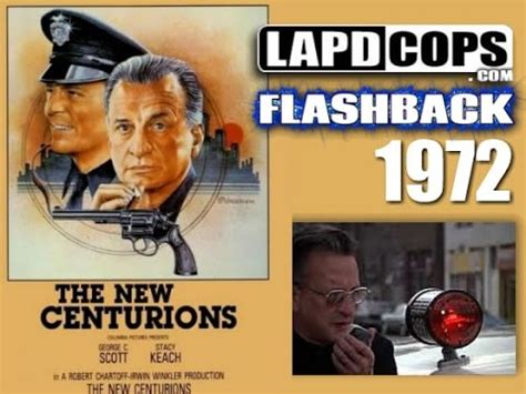 Lapdcops Flashback The New Centurions Youtube
