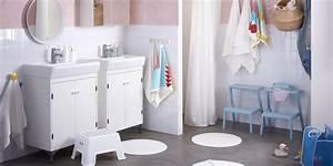 carrelage salle de bain enfant - salle de bains enfant comment bien l am nager marie