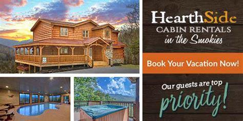 hearthside cabin rentals pigeon forge tn hearthside cabin rentals pigeon forge cabin rentals