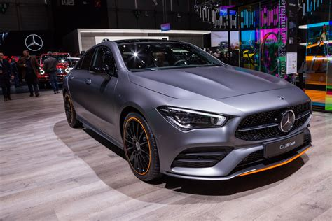 Sure, maybe the €15,000 worth of extras it had on it helped seal the deal, but i was. CLA 200 Edition 1 | Geneva International Motor Show