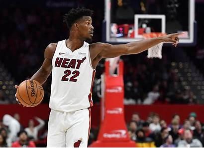 Butler Jimmy Miami Heat Tired Nba Mills