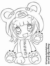Coloring Pages Legends League Chibi Lol Halloween Draw sketch template