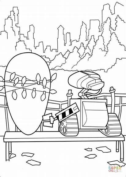 Wall Coloring Pages Date Printable Drawing Through