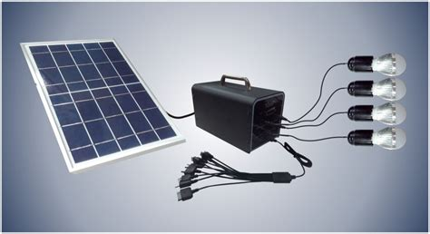2016 portable solar energy system with 10w soar panel home