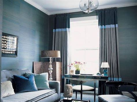 great curtain ideas navy blue accents living room navy