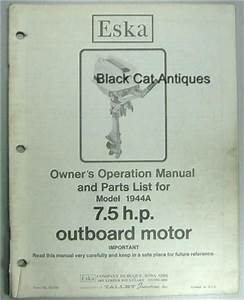 Johnson Outboard Owners Manuals And Diagrams
