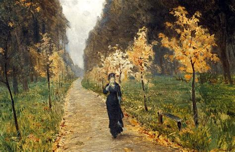 ISAAC LEVITAN (1869/1900), RUSSIAN PAINTER - When works ...