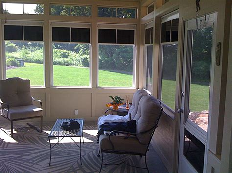 sunroom windows vinyl and screen virginia decking remodeling llc