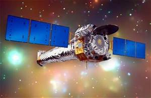NASA's Chandra Spacecraft Locates Small Black Hole