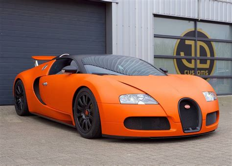 Cars news bugatti bugatti chiron bugatti veyron coupe supercars comparisons. Matte Orange Bugatti Veyron : Autos