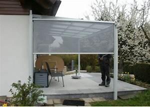 fink wintergarten uberdachungen windschutz sichtschutz With markise balkon mit m plus tapeten preise