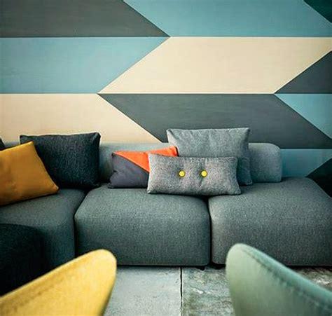 figuras geometricas decoracion Diseño de interiores