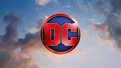 Supergirl Dc Comics Cw Screen Arrow Logos