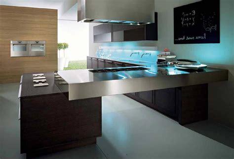 cuisine d t design une cuisine design futuriste vue par les yeux des