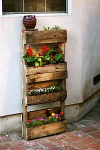 Pallet Gardening Ideas - Pallet Idea