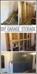 best 25 garage storage cabinets ideas on pinterest diy With need place tool applicable garage storage ideas