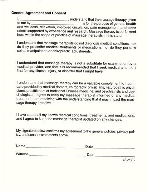 consent form template dissertation consent form