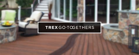 trex blog coordinate deck color schemes  match