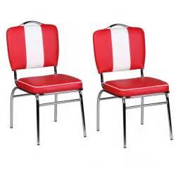 Stühle 50er Jahre : 2er set esszimmerst hle american diner st hle 50er jahre retro m bel stuhl ebay ~ Eleganceandgraceweddings.com Haus und Dekorationen