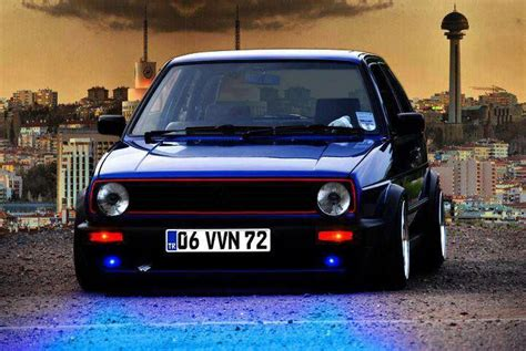 amazing vw golf 97 best images about volkswagen golf mk2 on