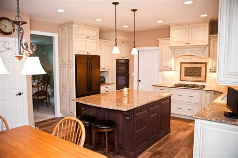 Oilrubbed Bronze Appliances For A Kitchen Remodel In Nj
