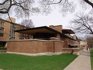 Frank Lloyd Wright Gebäude : frederick c robie house wikipedia ~ Buech-reservation.com Haus und Dekorationen