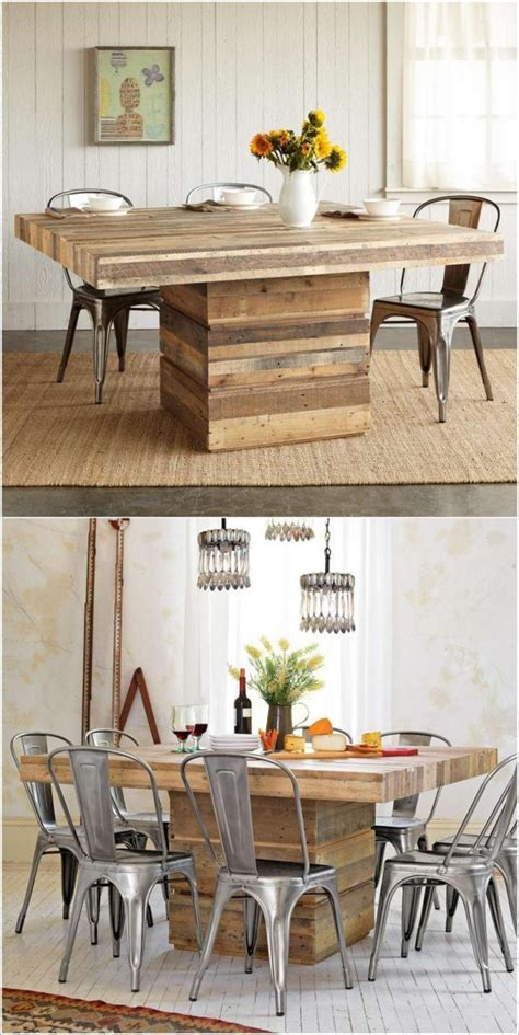 table en palette 44 id 233 es 224 d 233 couvrir photos pallets tables and salons