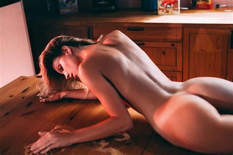Angela Olszewska Nude — Playmate Of The Year Showed Her