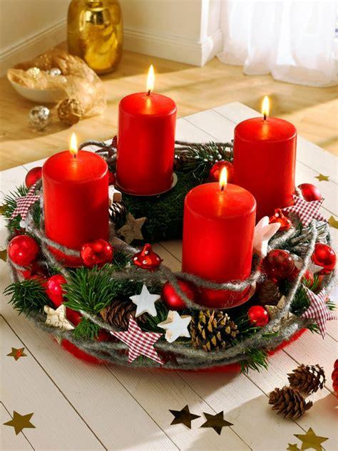 Weihnachtsdeko Adventskranz by 40 Adventskranz Ideen Und Die Geschichte Des Adventskranzes