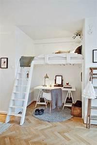 Beeindruckende Bett Mit Treppe Fr Erwachsene Innerhalb