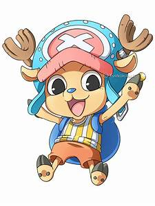One Piece: Chopper Chibi by Kanokawa on DeviantArt