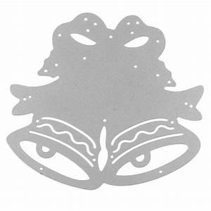 Christmas Xmas Bell Cutting Dies Stencil DIY Scrapbooking ...