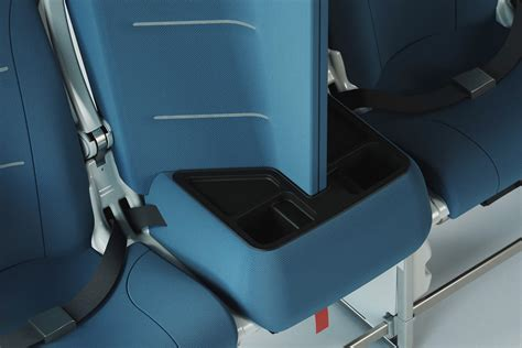 Will these seats help with social distancing on planes