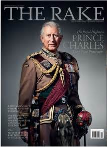 Never-before published image shows Prince Charles in full ...