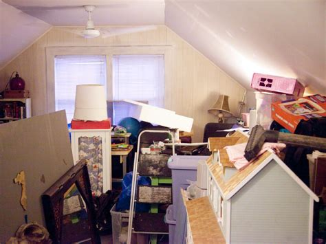 Before-and-after Attic Remodels