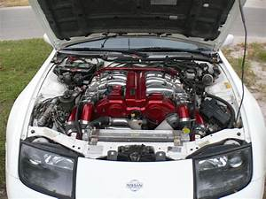 This Is A 1991 Nissan 300zx Twin Turbo With 800hp  Built