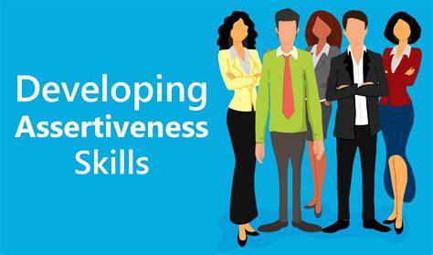 developing assertiveness skills north western