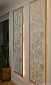 hometalk diy lighted wall panel With beautiful decorative wall panels ideas