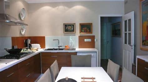 modele de cuisine avec ilot central cuisine fermée top cuisine