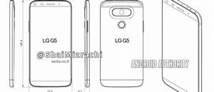 Leaked Lg G5 Diagram Shows New Design  Volume Buttons On