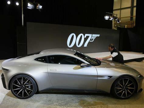 'spectre' James Bond Aston Martin Db10