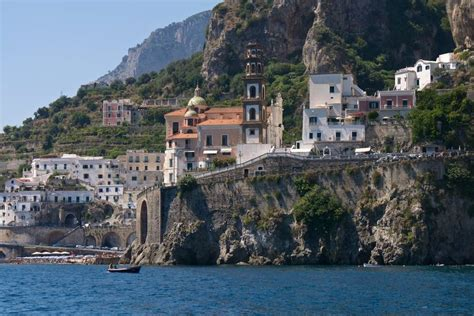 Amalfi Coast Boat Tours by Amalfi Positano Boat Tours On Capri The Amalfi Coast By