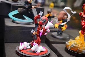Toy Fair 2018 Gallery - Quantum Mechanix Q-Figs - The ...  Toy