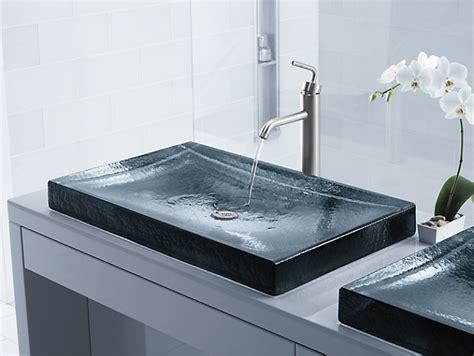 Antilia Wading Pool Glass Sink