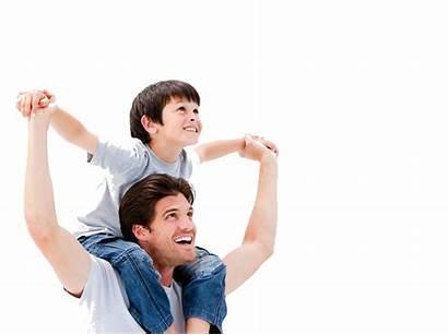 Father Child Shoulder Fathers Behavior Human Arm