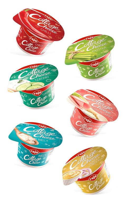 cottage cheese health we just finished working on brand new packaging design for