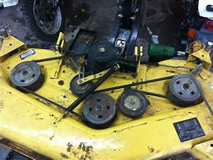 John Deere 245 Belt Diagram For Mower Deck