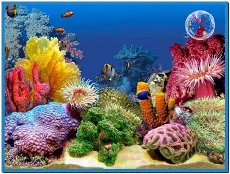 fish aquarium 3d screensaver 3d tropical fish aquarium